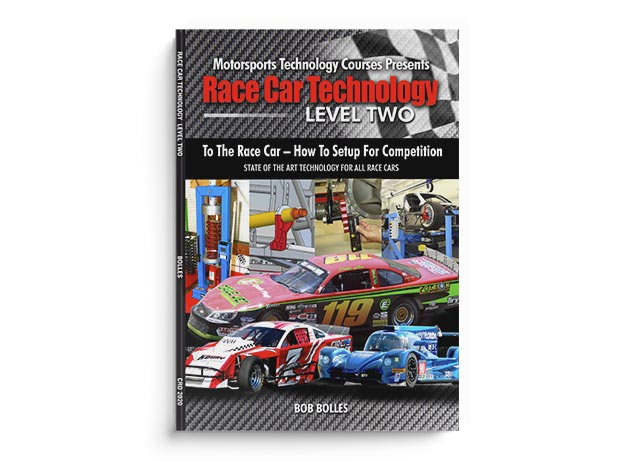 CRD Publishing | Race Car Technology Series of Books